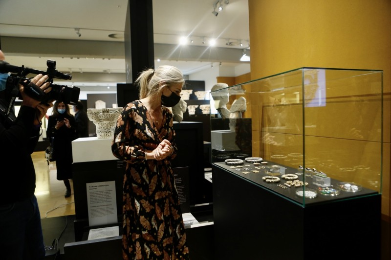 Treasure trove of early 11th century Andalusian jewellery on display at Córdoba museum until June