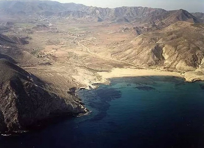 <span style='color:#780948'>ARCHIVED</span> - Project to turn ruins on protected land in Rodalquilar, Nijar, into small hotel