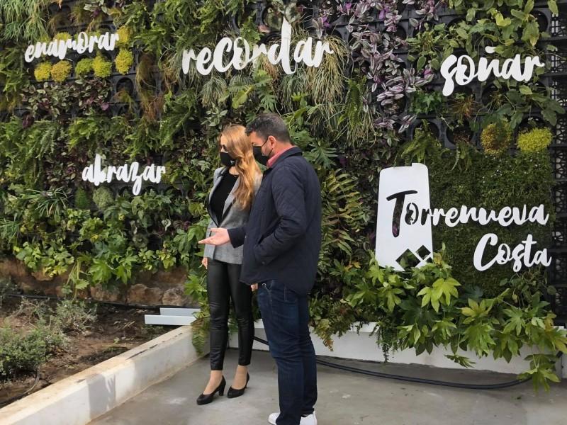 Coastal town of Torrenueva Costa in Granada invests into coastal path and campervan park