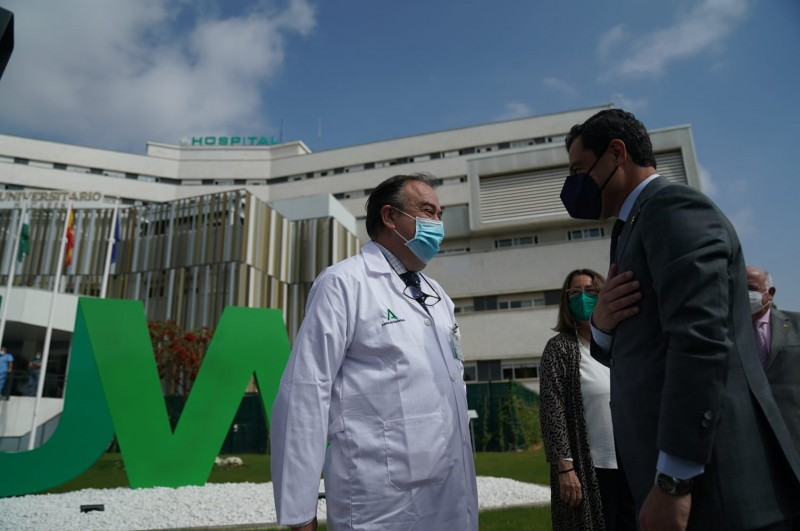 Two-million-euro Emergency department extension opens at Seville hospital