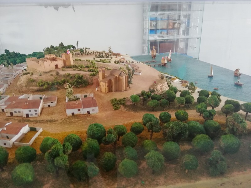 Researchers recreate lost Huelva port from which Columbus set sail in 1492 to discover America