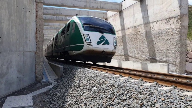<span style='color:#780948'>ARCHIVED</span> - Rail works to connect Almeria with Granada entering final stages