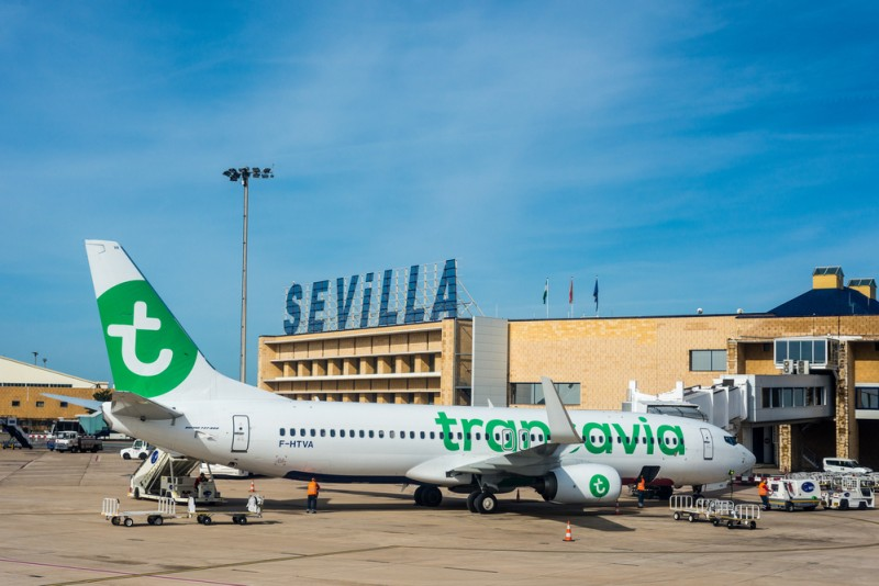 <span style='color:#780948'>ARCHIVED</span> - Almeria to Sevilla air route gains two more flights a week