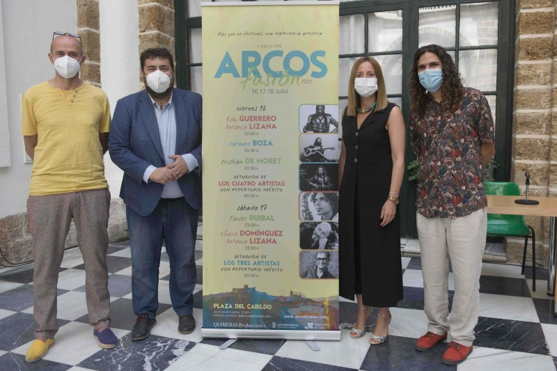 Arcos Fusion Festival to take place in Cadiz from July 16 to 18