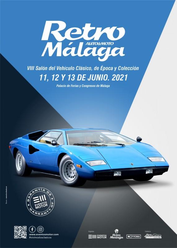 <span style='color:#780948'>ARCHIVED</span> - Retro Málaga Classic car fair this weekend (June 11-13)
