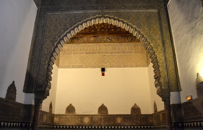 <span style='color:#780948'>ARCHIVED</span> - Cuarto Alto at the Sevilla Real Alcazar to reopen to the public after 15 months
