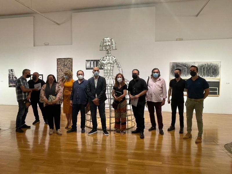 <span style='color:#780948'>ARCHIVED</span> - Walls: art exhibition in Palacio Almudí in Murcia until July 25