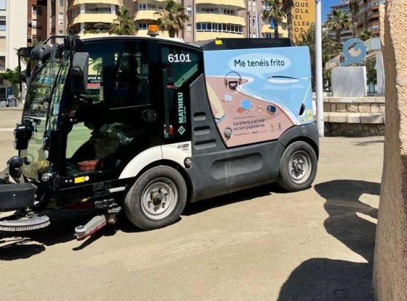 <span style='color:#780948'>ARCHIVED</span> - Malaga launches new Be Clean For Malaga campaign