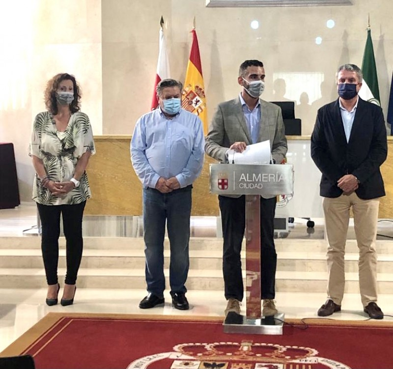 <span style='color:#780948'>ARCHIVED</span> - Almería fair cancelled due to rising Covid figures