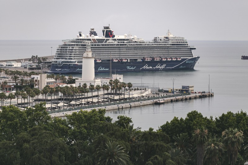 Malaga Port to welcome 17 cruise ships this September