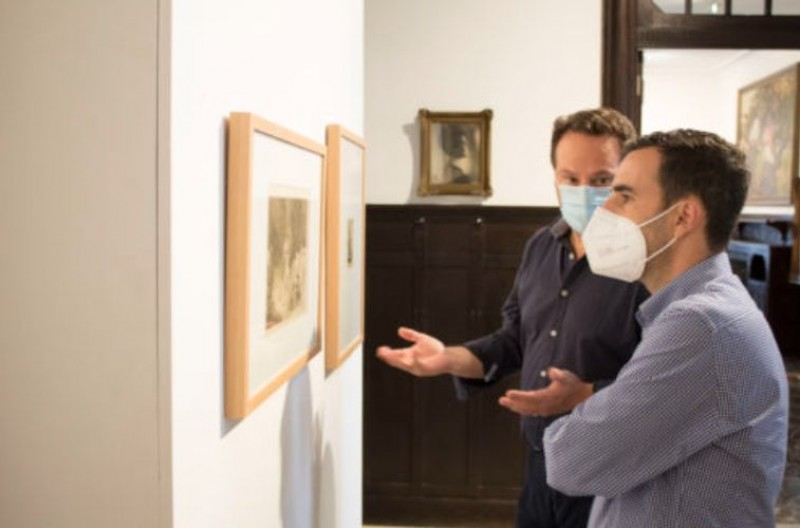 Rembrandt paintings on display in Almeria until October 24