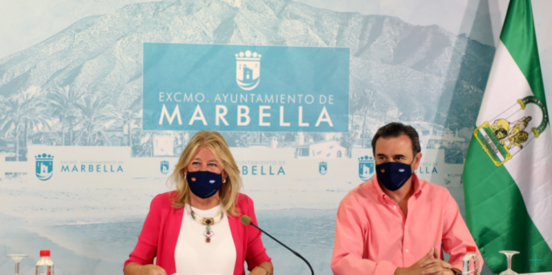 Marbella to freeze all taxes in 2022 budget