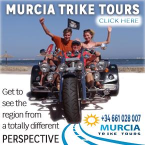 Murcia Trike Hire