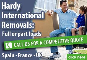 Hardy International Removals