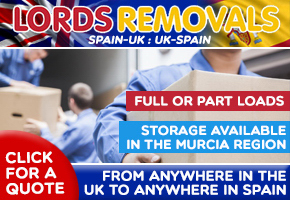 Lords Removals